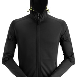 FlexiWork Polartec® Power Stretch® 2.0 Full Zip Fleece Hoodie 8002
